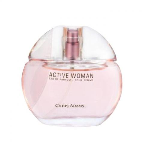Roopchorcha Chris Adams Active Women Perfume for Women - 80ml