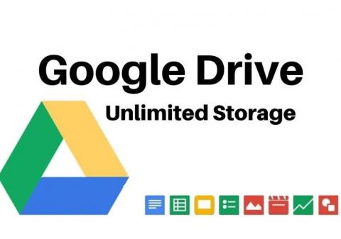 Unlimited Google Drive Storage With Your Personal Gmail
