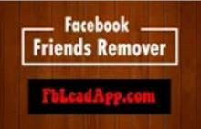 facebook friend remover