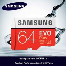 New Samsung Memory Card Micro SD Card 128GB Micro TF Flash 64GB 32GB 16GB 8GB Class 10 Full Capacity MicroSD TF Card XC