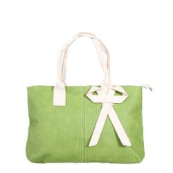 Dream Apple Stylish Handbag for Woman - Light Green