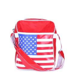 Dream Apple Red Side Bag For Boys