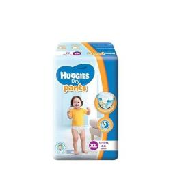 Huggies Dry Pant - Extra Large (12-17kg) - 44 pcs
