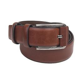 Sheela Store Brown Artificial leather Belt for Men