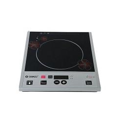 Shimizu SM-401P Induction Cooker - Black and Silver