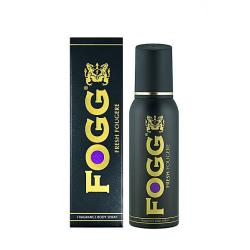 FOGG FOGG Black Men Body Spray Fougre - 120ml