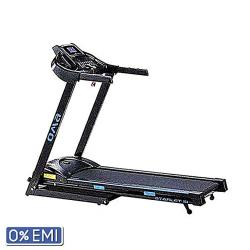 Oma Fitness 1394CB (S1) Motorized Treadmills - DC 1.5CHP/ 2.25 HP Peak - Black