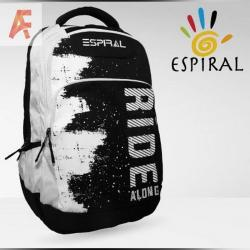 Espiral Super Light weight traveling and School Backpack