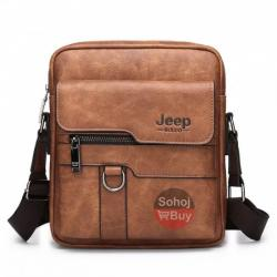 Leather Bag With Mobile Accessories & Other Documents