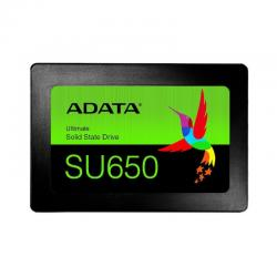 ADATA 120GB SSD- SU650 Solid State Drive (Make Your Laptop/PC 10 Times Faster)