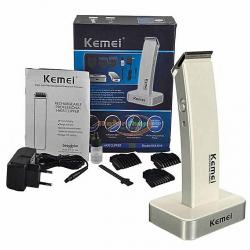 Kemei KM-619 Trimmer - White