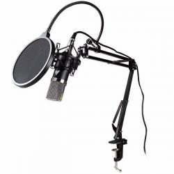 MAONO AU-A03 Condenser Microphone Professional Podcast Studio Microphone Audio 3.5mm Computer Mic For Llive Streaming