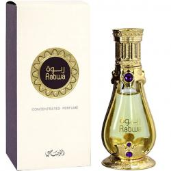 Rabwa, Concentrated Perfume Oil For Men And Women, 19ml